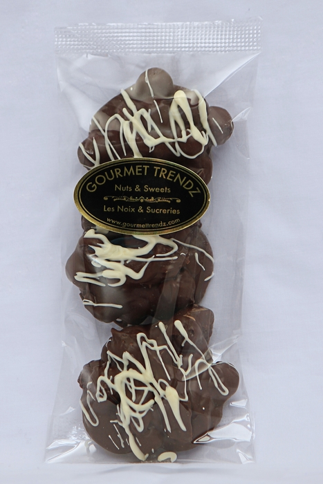GT 3pk Chocolate Coco Clusters | Green Valley Gourmet
